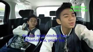 Rizki Ridho - Aishiqu DJ (Video Lipsync)
