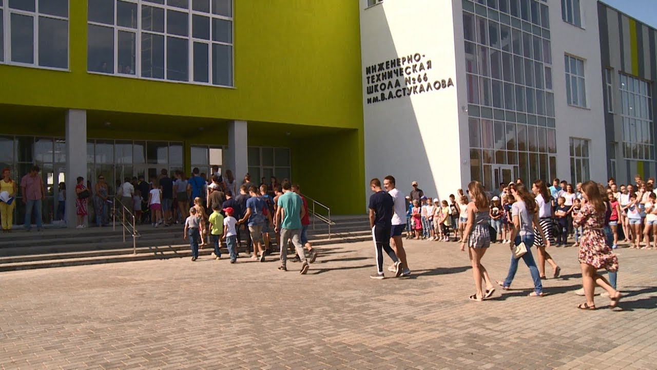 Новый корпус образовательного учреждения на Шуисте оснащен элементами лондонской школы