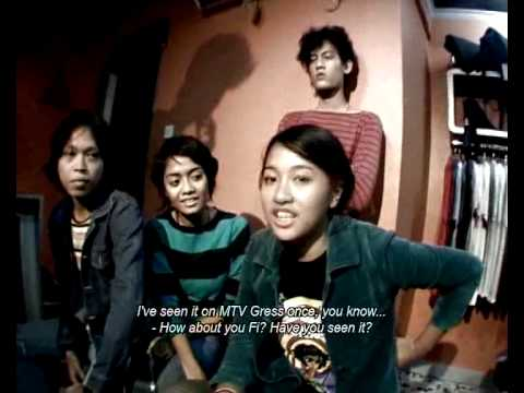 The Upstairs - Matraman Video + Interview