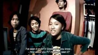 The Upstairs - Matraman Video + Interview