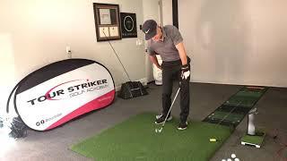 Tour Striker Impact Strap | Martin Chuck | Tour Striker Golf Academy