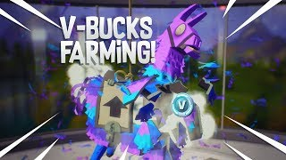 And THIS is how I get my V-Bucks... - Fortnite STW VBUCK FARM