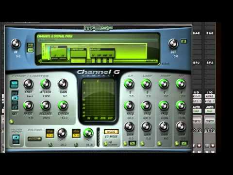 McDSP Channel-G Compact
