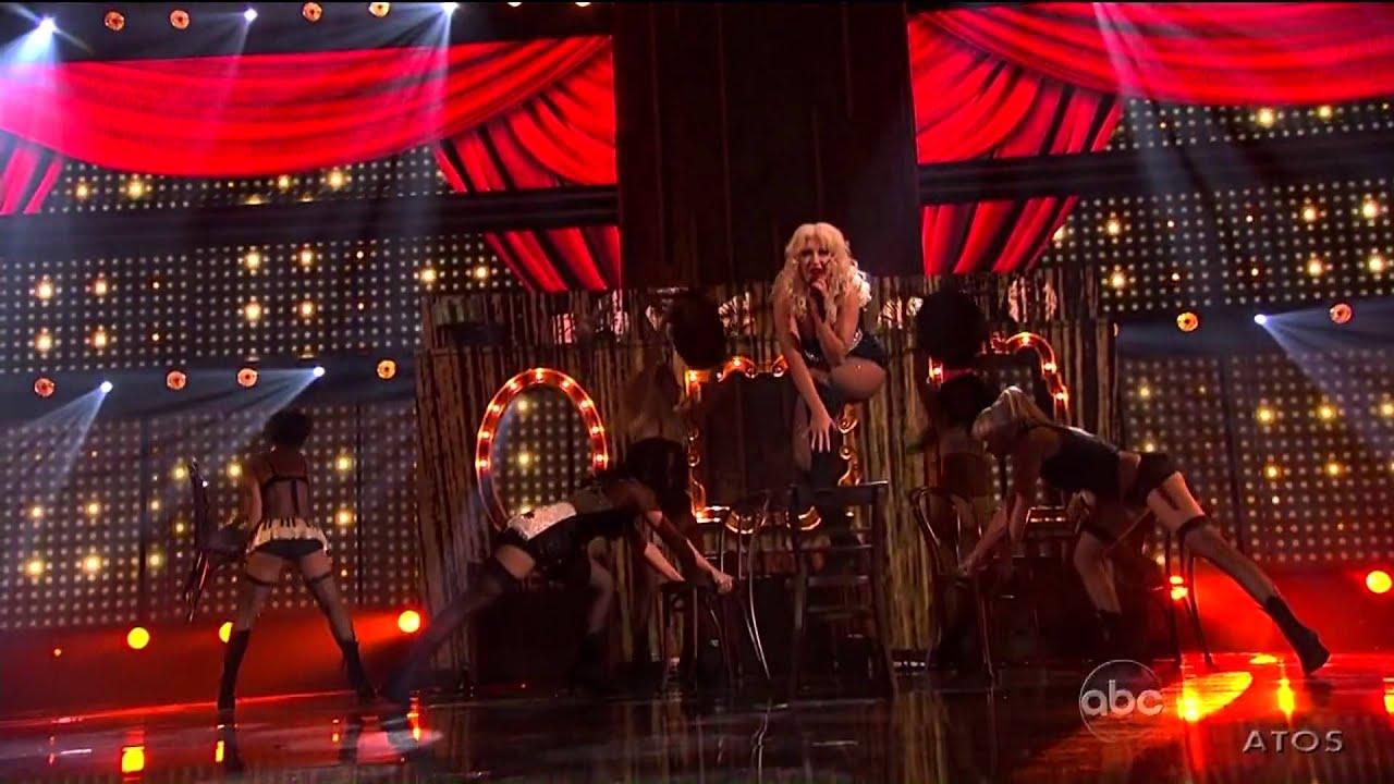 Download ATOS - Christina Aguilera - Express - American Music Awards Live HD 1080p