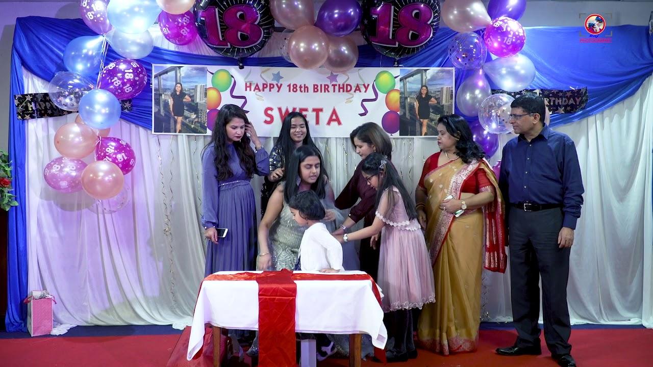Sweta Kharel || 18th Birthday Celebration || 3rd December
