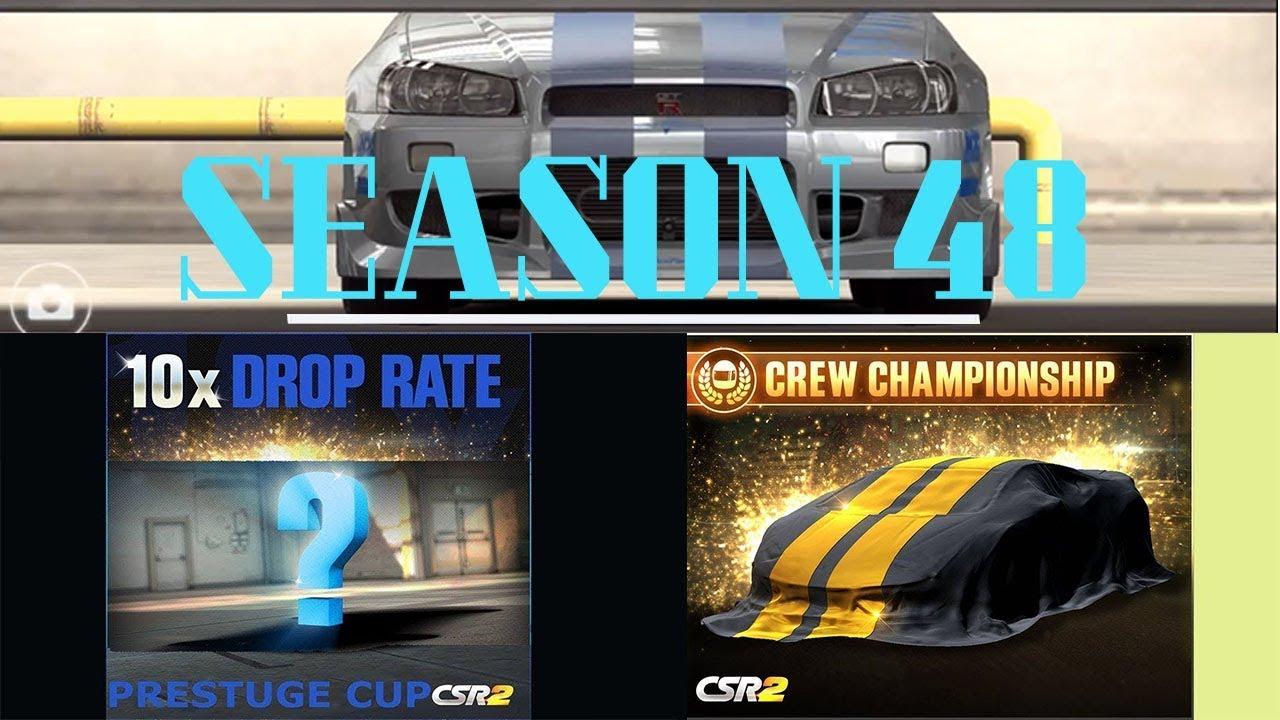 Csr Racing  Next Season Car
