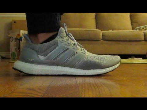 6be722ce33110 How To Wash Silver LTD Ultra Boosts in the Washing Machine - YouTube