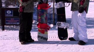 Learning Snowboarding for Beginners