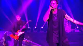 """THREE DAYS GRACE - NEVER TO LATE - """"LIVE"""" RIVERSIDE CA, 4-9-2015"""