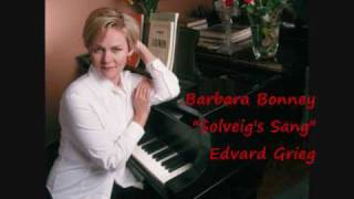 "Barbara Bonney ""Solveig"