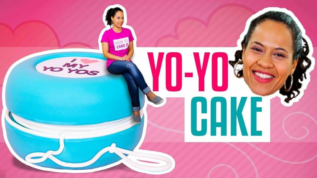 how-to-make-a-giant-yoyo-out-of-cake-retro-marbled-vanilla-cakes-yolanda-gampp-how-to-cake-it