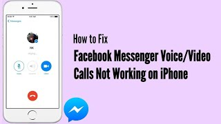Facebook Messenger Video/Audio Call Not Working on iPhone in iOS 14.6 [Fixed] screenshot 4