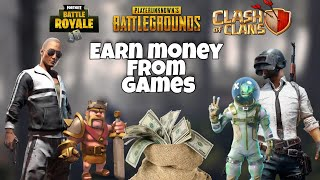 Earn money from playing games like PUBG, fortnite, COC|| Join wemedia today