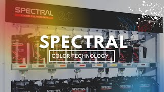 3. SPECTRAL - Dobór Koloru