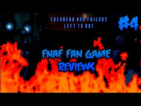 Fredbear And Friends Roblox Game Fnaf Fan Game Reviews 4 Fredbear And Friends Left To Rot Welcome To Sirobone Com