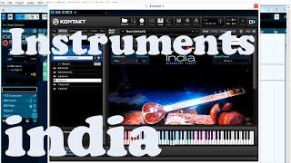 Native Instruments - Kontakt 5 - India instruments lll Best VST Plugins