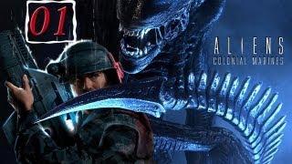 Vamos Jogar Aliens Colonial Marine - parte 1