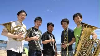 Emanon Brass Quintet : Victor Ewald  Quintet no. 2 in E flat major (Op. 6)  III: Allegro Vivace