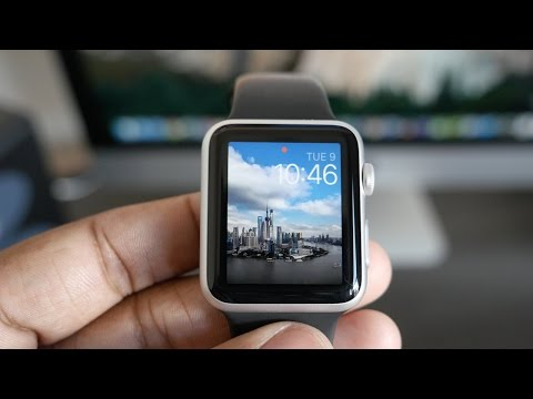 Apple Watch: watchOS 2 Hands-On!