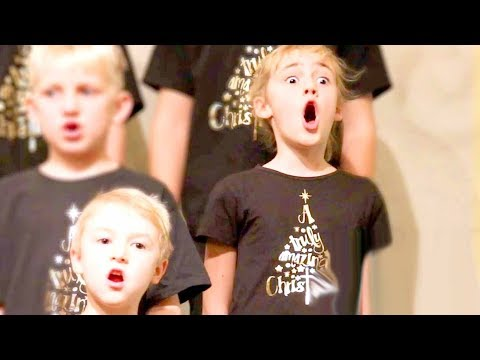 Her Christmas Solo - Bailey Sings Her Heart Out!
