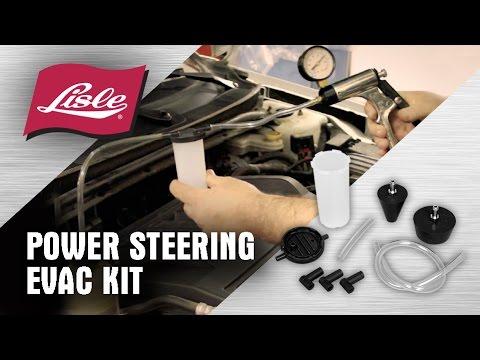 72070 // Power Steering EVAC Kit