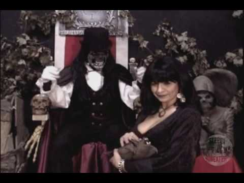 Sleepy Hollow Theater - Episode 17 - The Vampire Bat Clip 1