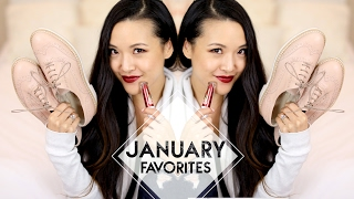 || JANUARY 2017 FAVORITES ||