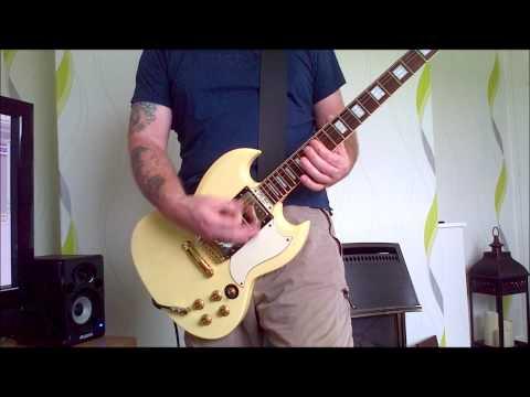 Black sabbath - Electric Funeral guitar cover