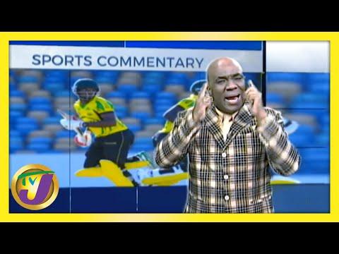 Jamaica's Cricket Team   TVJ Sports Commentary