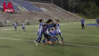 Final Traviesos FC vs. OC Revolution en Santa Ana