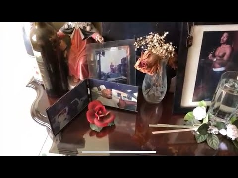 Mothers Day , Merlin Santana (Romeo) pictures very emotional Vlog