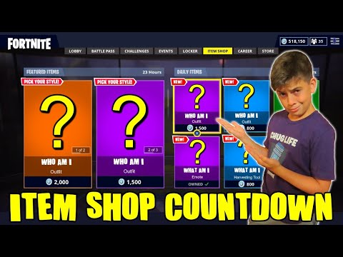 fornite-item-shop-countdown-|-new-burst-smg-|-ghoul-trooper-ep.-5.29