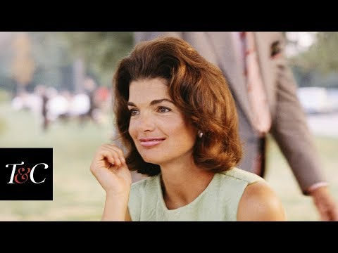 Check Out Jackie Kennedy's 8 Iconic Beauty Secrets - YouTube
