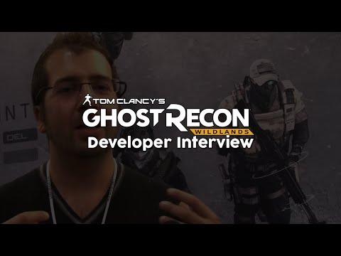 Ghost Recon Wildlands Developer Interview Intel! Wildlands Development News!