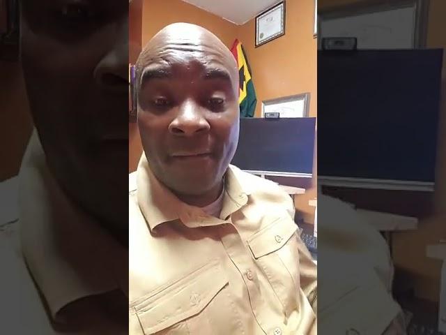 matters In Ghana Professor Odion Kumordzie