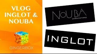 Vlog о поездке в Inglot и Nouba. Как я случайно накупила кучу косметики :)