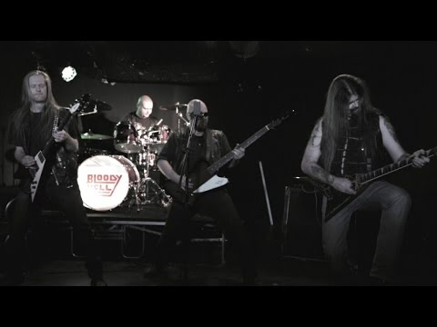 Bloody Hell - Just A Little Play (official music video)