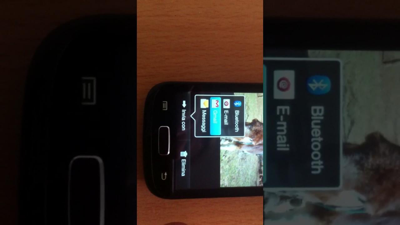 kako sa mobitela - Samsung prebaciti fotografije u e-Mail