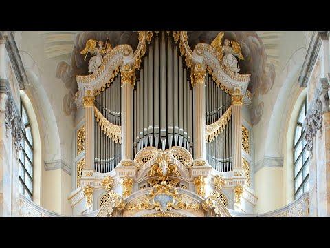 Orgelkonzert zum Ostermontag aus der Frauenkirche Dresden