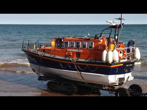 RNLB Keep Fit Association Filey 02/09/17