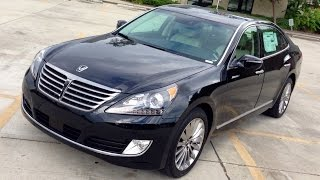 2015 Hyundai EQUUS Ultimate Full Review, Exhaust, Interior Exterior смотреть