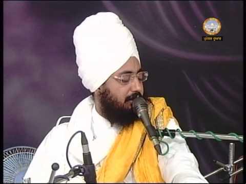 [01-ਵਾਹਿਗੁਰੂ ਜਾਪੁ]Waheguru Jaap-Devigarh] (25.5.13) Sant Baba Ranjit Singh Ji Dhadrian Wale