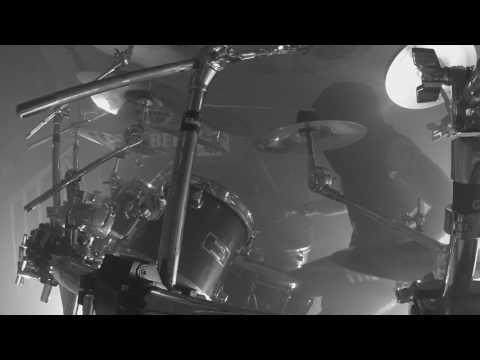 Uada - TREVOR MATTHEWS Drum Cam - live at 5 Star Bar 2/5/2017