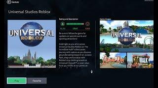 Roblox On Xbox - Universal Studios Roblox - Beautiful Hotel (1)