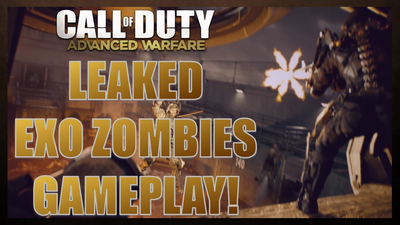 CALL OF DUTY WW2 - ZOMBIES CONFIRMED + GAMEPLAY …