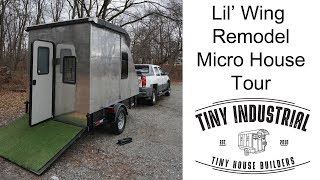 Micro House Tour of Lil