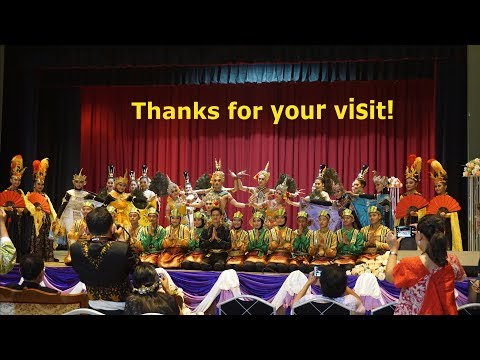 INDONESIANS Visit Our School In Thailand!