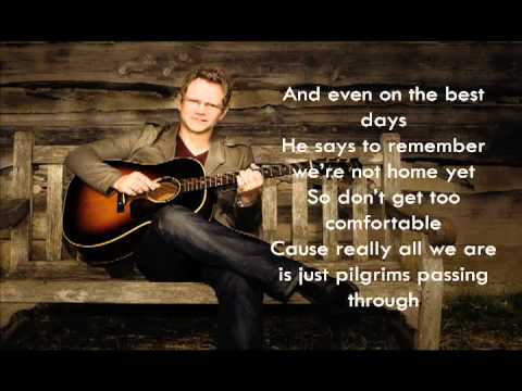 Steven Curtis Chapman Long Way Home Official Lyric Video Youtube