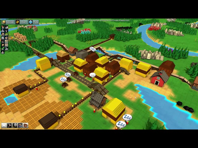 Factory Town - Ep 9 - More Farms