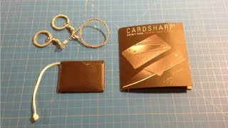Survival Tools/Gadgets: Hitman WireSaw, Cardsharp, Steel Multitool,